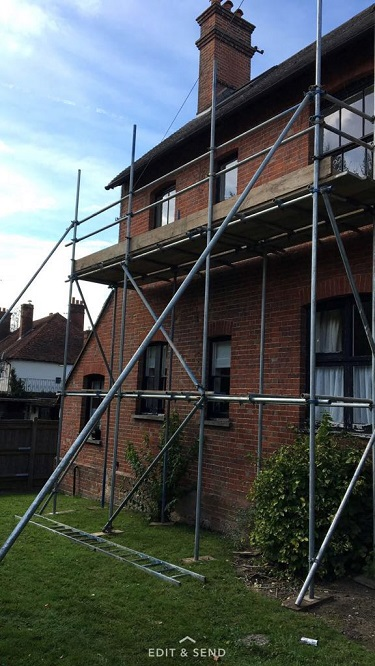 Domestic Scaffolders Tunbridge Wells Kent