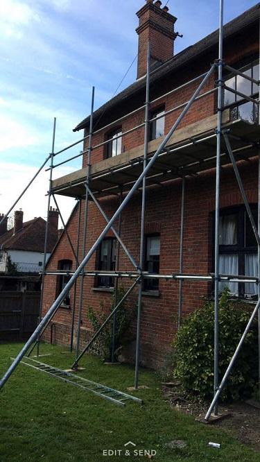 Domestic Scaffolders Tunbridge Wells Kent